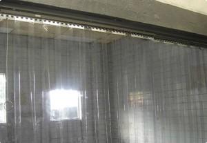 Cortina PVC para Câmara Fria