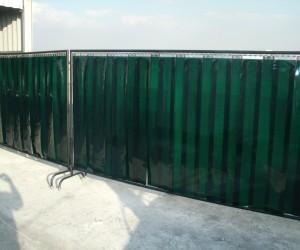 cortinas pvc para solda