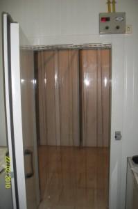 cortina de pvc camaras frias