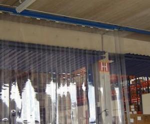 cortinas de pvc stander transparente