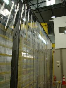 cortinas de pvc transparente