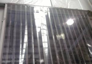 cortinas de pvc trasparente mercado
