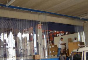 cortina em pvc empresa