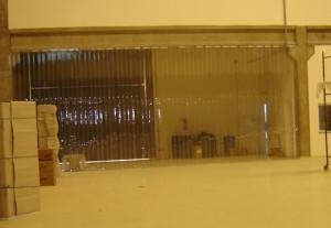 cortina pvc standart