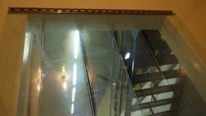 cortina pvc transparente