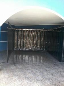 cortinas soldas em pvc