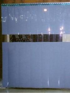 cortinas pvc sinalizadora
