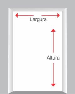 medidas para calcular metro quadrado
