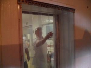 cortina de pvc camera fria