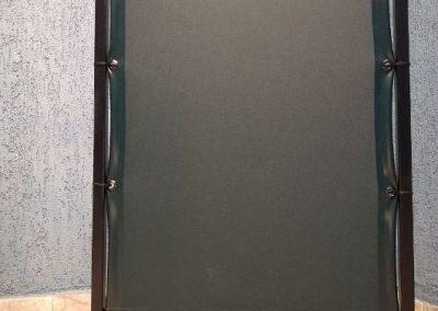 Cortina de pvc em manta placa flexivel