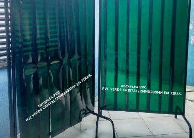 cortina pvc industrial biombo