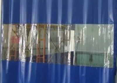cortina pvc para lavador