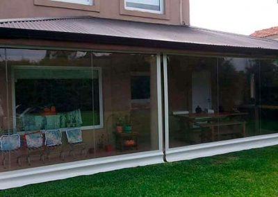cortina retratil para varanda